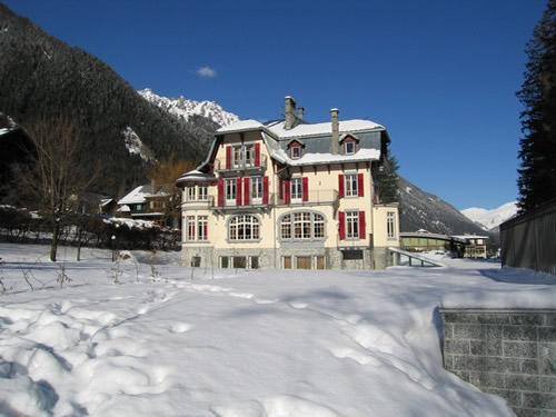 Holiday in Chamonix